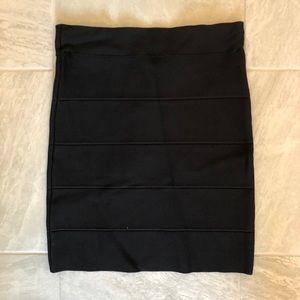 BCBGMaxazria Fitted Skirt